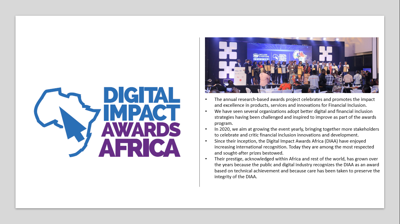 Digital Impact Awards Africa-Include Everyone - HiPipo Foundation Program